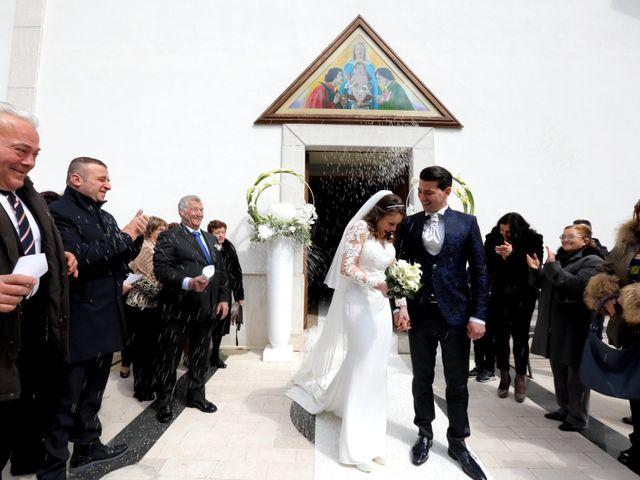 Il matrimonio di Antonio e Angela a Campoli del Monte Taburno, Benevento 26