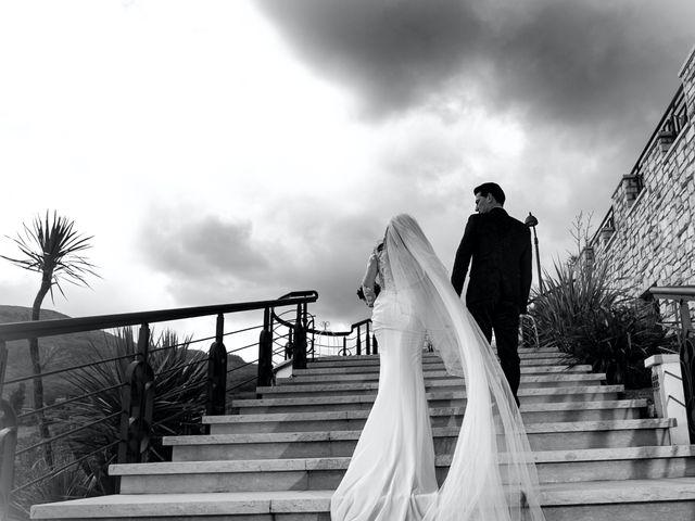 Il matrimonio di Antonio e Angela a Campoli del Monte Taburno, Benevento 29