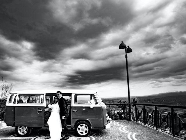 Il matrimonio di Antonio e Angela a Campoli del Monte Taburno, Benevento 36