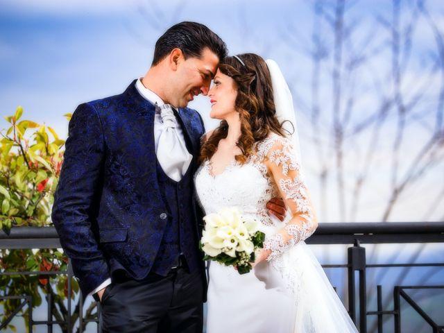 Il matrimonio di Antonio e Angela a Campoli del Monte Taburno, Benevento 39