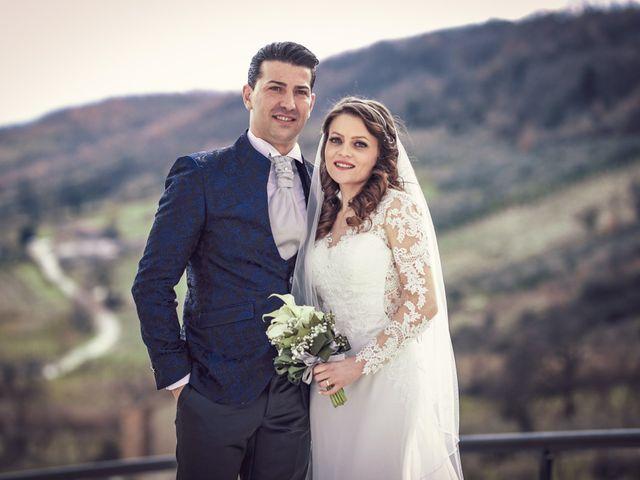 Il matrimonio di Antonio e Angela a Campoli del Monte Taburno, Benevento 40