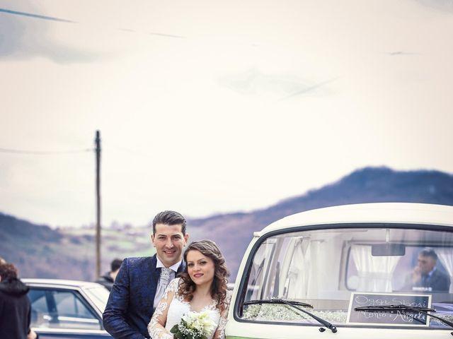 Il matrimonio di Antonio e Angela a Campoli del Monte Taburno, Benevento 41