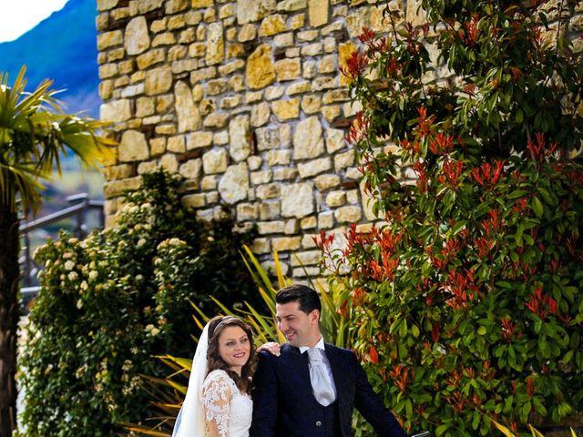 Il matrimonio di Antonio e Angela a Campoli del Monte Taburno, Benevento 42
