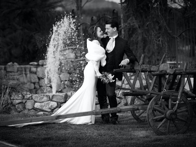 Il matrimonio di Antonio e Angela a Campoli del Monte Taburno, Benevento 44