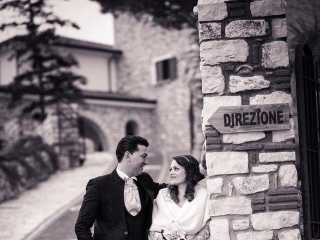 Il matrimonio di Antonio e Angela a Campoli del Monte Taburno, Benevento 46