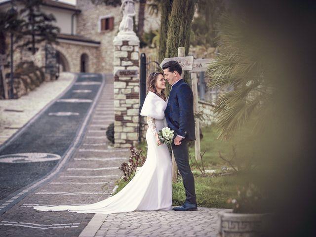 Il matrimonio di Antonio e Angela a Campoli del Monte Taburno, Benevento 47