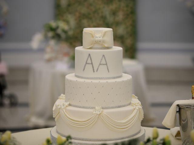 Il matrimonio di Antonio e Angela a Campoli del Monte Taburno, Benevento 54