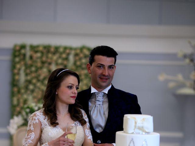 Il matrimonio di Antonio e Angela a Campoli del Monte Taburno, Benevento 55