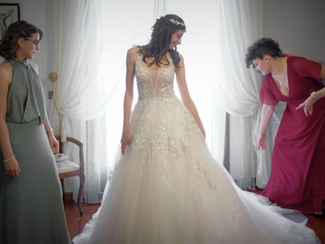Il matrimonio di Giuseppe e Giada a Cutro, Crotone 9