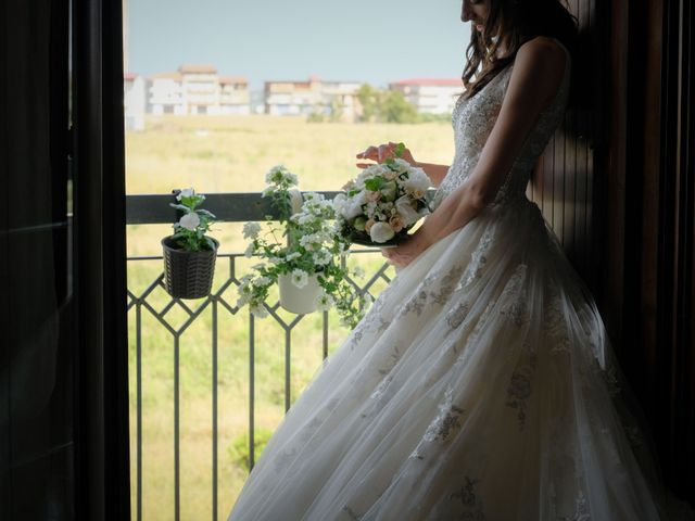 Il matrimonio di Giuseppe e Giada a Cutro, Crotone 32