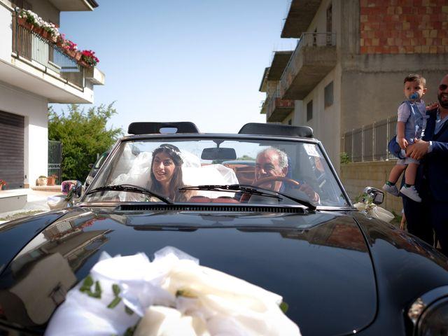 Il matrimonio di Giuseppe e Giada a Cutro, Crotone 14
