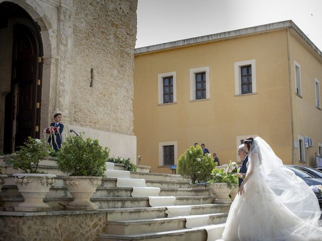 Il matrimonio di Giuseppe e Giada a Cutro, Crotone 15