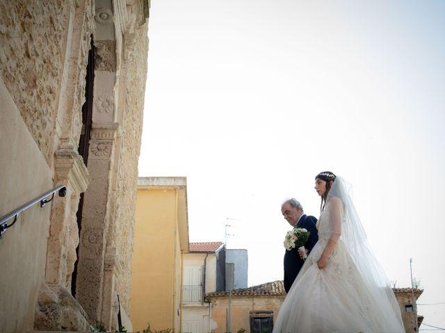 Il matrimonio di Giuseppe e Giada a Cutro, Crotone 41