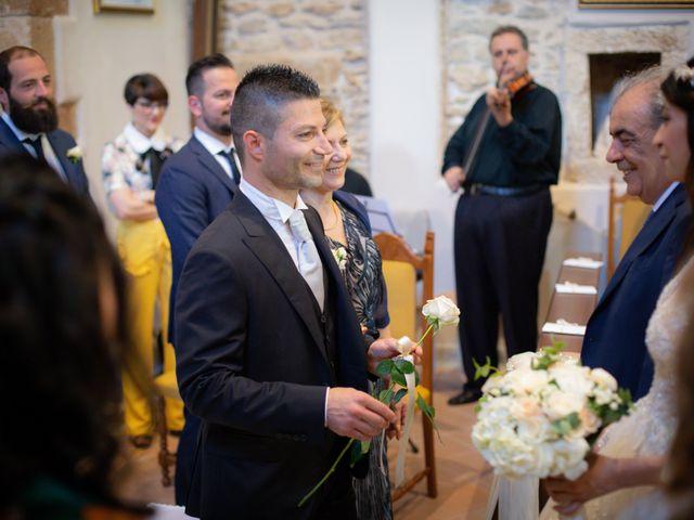 Il matrimonio di Giuseppe e Giada a Cutro, Crotone 44