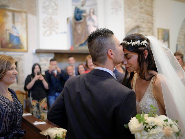 Il matrimonio di Giuseppe e Giada a Cutro, Crotone 45