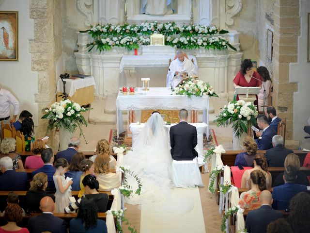 Il matrimonio di Giuseppe e Giada a Cutro, Crotone 47