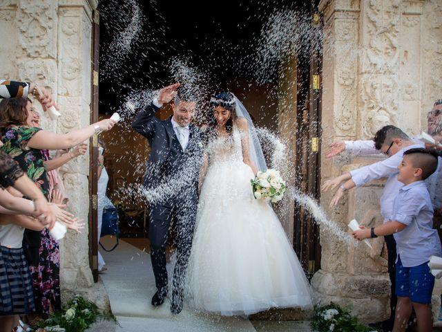 Il matrimonio di Giuseppe e Giada a Cutro, Crotone 17