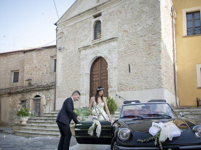 Il matrimonio di Giuseppe e Giada a Cutro, Crotone 50