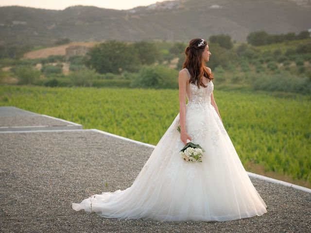Il matrimonio di Giuseppe e Giada a Cutro, Crotone 1