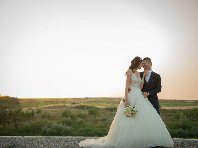 Il matrimonio di Giuseppe e Giada a Cutro, Crotone 52