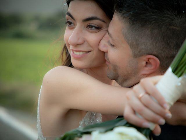 Il matrimonio di Giuseppe e Giada a Cutro, Crotone 54