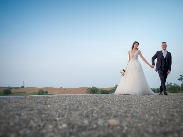 Il matrimonio di Giuseppe e Giada a Cutro, Crotone 55