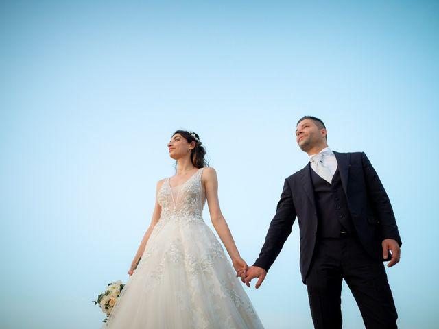 Le nozze di Giada e Giuseppe