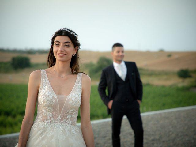 Il matrimonio di Giuseppe e Giada a Cutro, Crotone 19