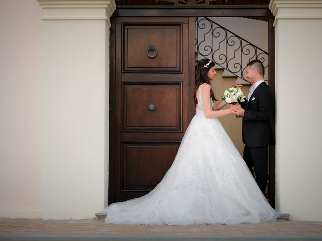Il matrimonio di Giuseppe e Giada a Cutro, Crotone 59