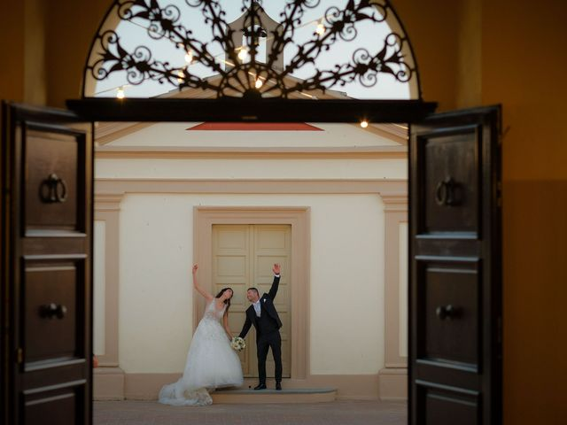 Il matrimonio di Giuseppe e Giada a Cutro, Crotone 60