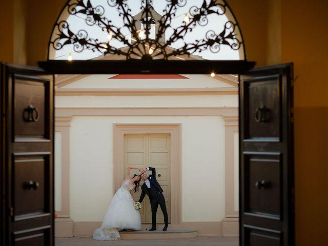 Il matrimonio di Giuseppe e Giada a Cutro, Crotone 63