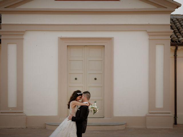 Il matrimonio di Giuseppe e Giada a Cutro, Crotone 64