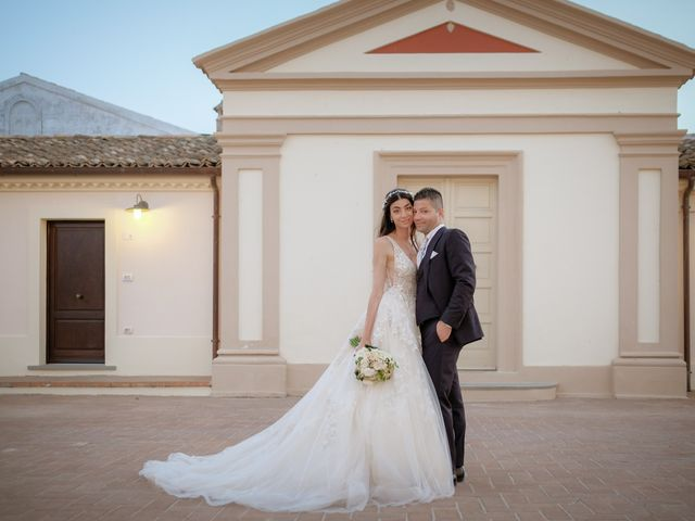 Il matrimonio di Giuseppe e Giada a Cutro, Crotone 65