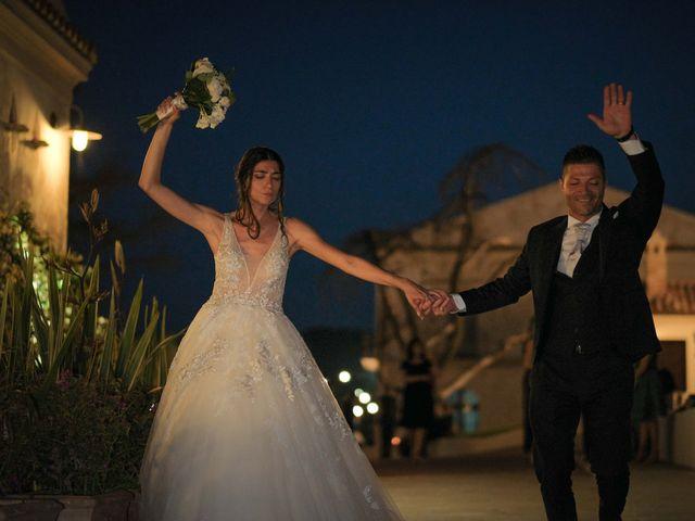 Il matrimonio di Giuseppe e Giada a Cutro, Crotone 80