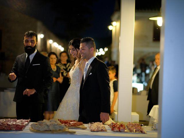Il matrimonio di Giuseppe e Giada a Cutro, Crotone 31