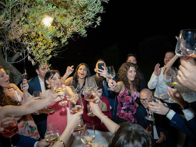 Il matrimonio di Giuseppe e Giada a Cutro, Crotone 87