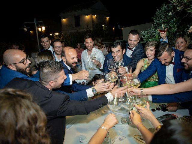 Il matrimonio di Giuseppe e Giada a Cutro, Crotone 89