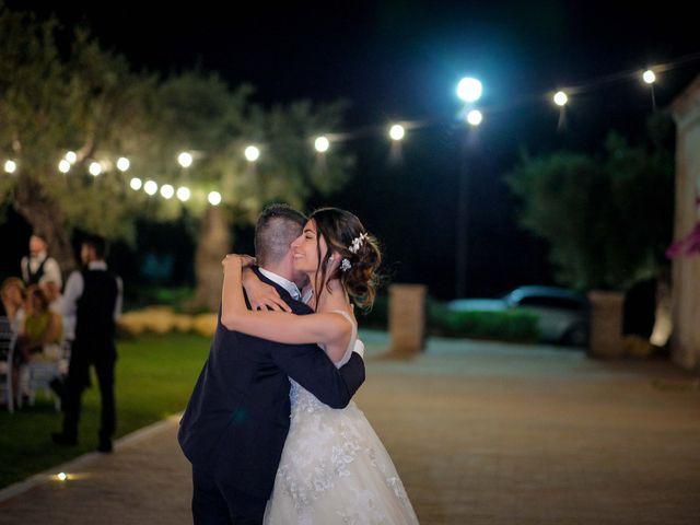 Il matrimonio di Giuseppe e Giada a Cutro, Crotone 91