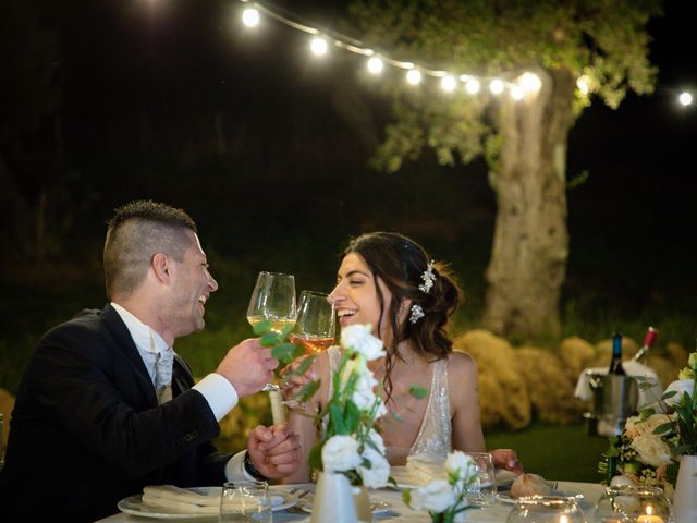 Il matrimonio di Giuseppe e Giada a Cutro, Crotone 93