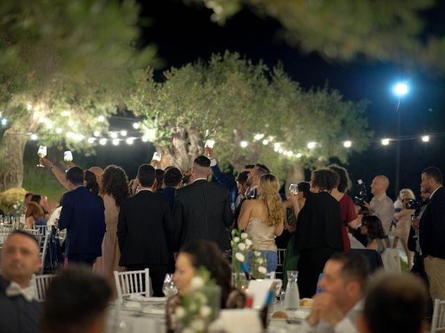 Il matrimonio di Giuseppe e Giada a Cutro, Crotone 33