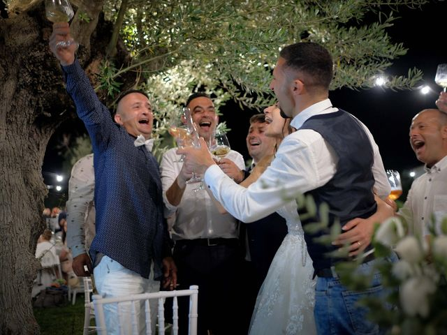 Il matrimonio di Giuseppe e Giada a Cutro, Crotone 99