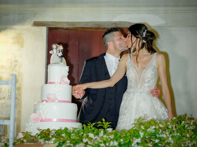 Il matrimonio di Giuseppe e Giada a Cutro, Crotone 113