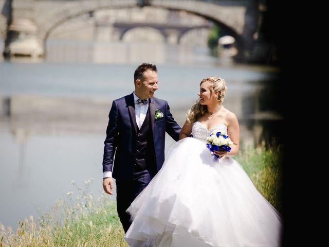 Il matrimonio di Luca e Vanessa a Torino, Torino 39