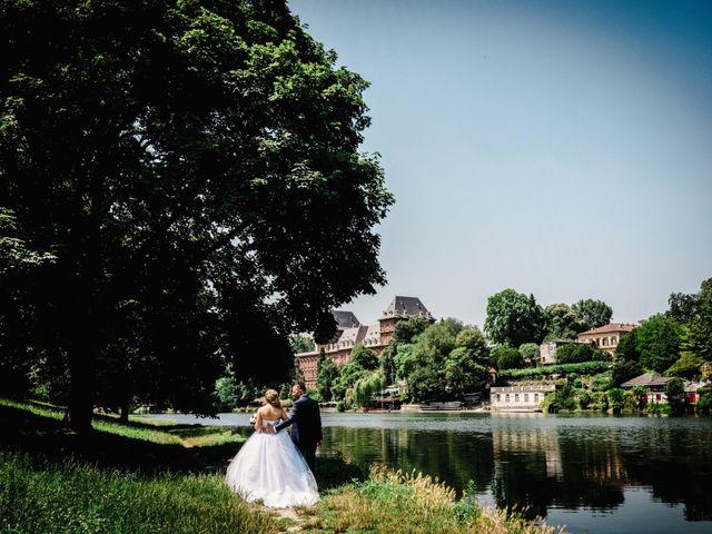 Il matrimonio di Luca e Vanessa a Torino, Torino 40