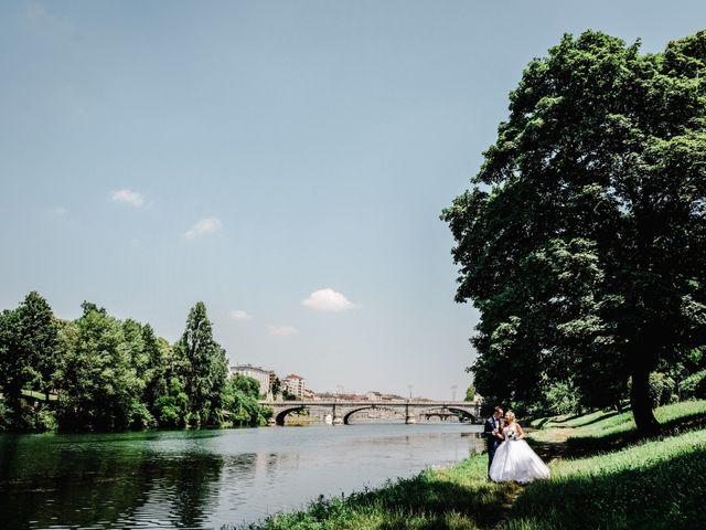 Il matrimonio di Luca e Vanessa a Torino, Torino 44