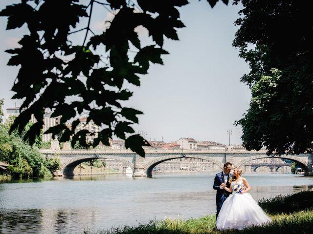 Il matrimonio di Luca e Vanessa a Torino, Torino 46