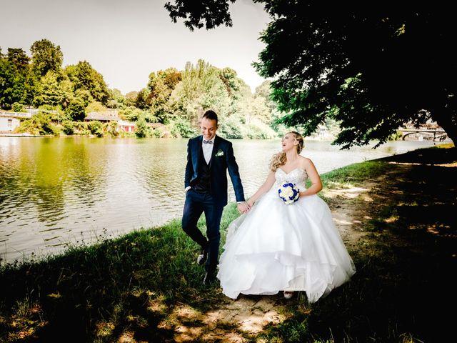 Il matrimonio di Luca e Vanessa a Torino, Torino 48