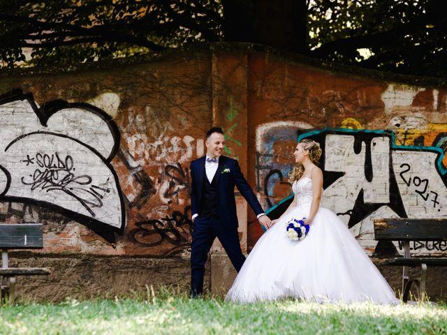 Il matrimonio di Luca e Vanessa a Torino, Torino 50