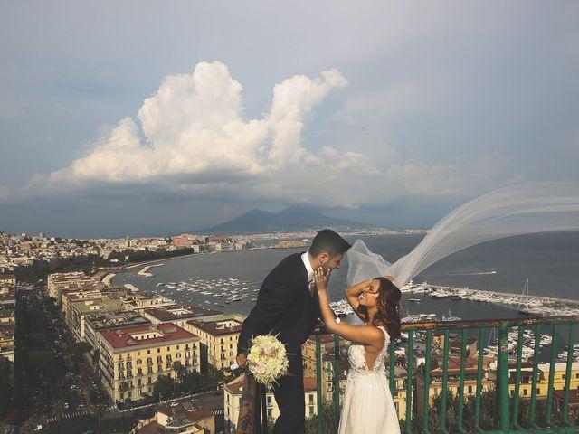 Il matrimonio di Fiammetta e Gianluca a Bacoli, Napoli 2