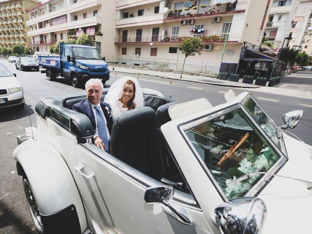 Il matrimonio di Fiammetta e Gianluca a Bacoli, Napoli 33